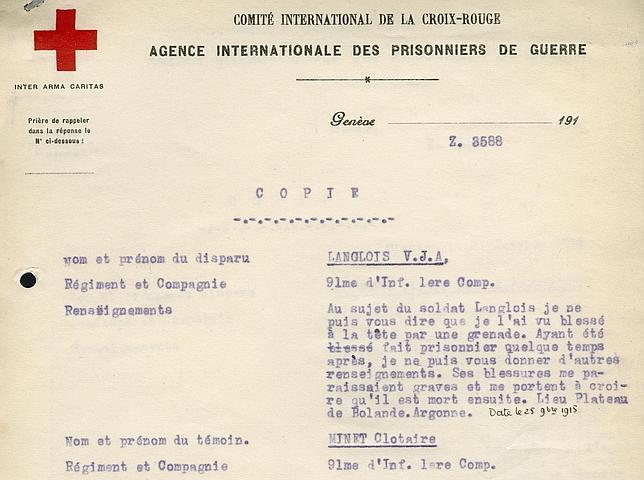 La vida de los prisioneros de la I Guerra Mundial, a través de sus documentos