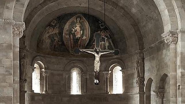 La historia de la iglesia románica española «trasplantada» a Nueva York