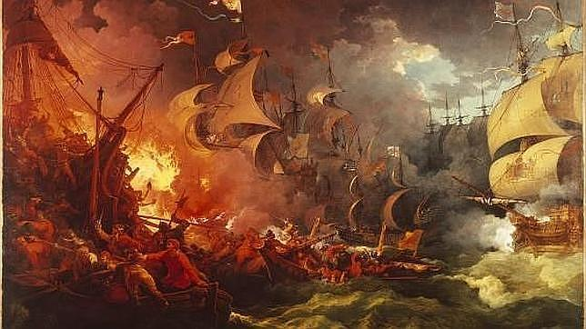 Resultado de imagen de quemar las naves