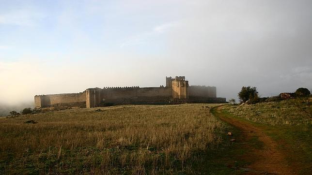 Buscando a los templarios en los Montes de Toledo