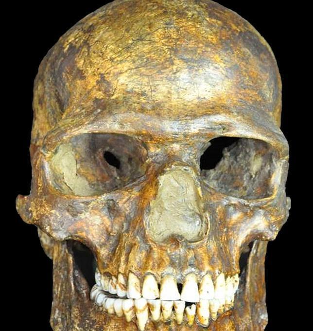 Prueban la existencia de una antigua población humana desconocida