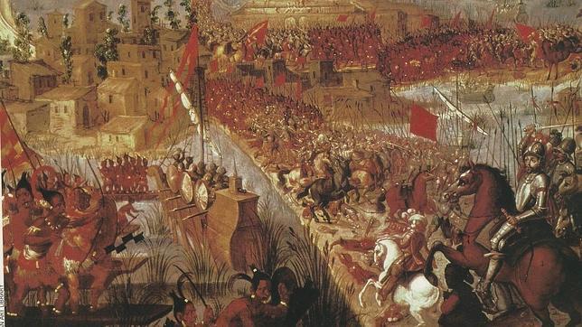 Así lograron Hernán Cortés y 400 españoles derrumbar el gigantesco imperio azteca