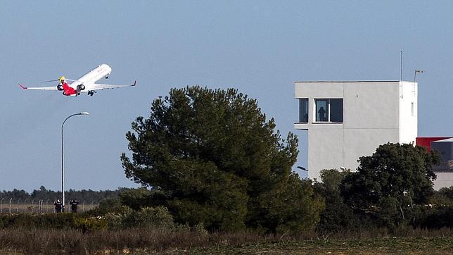 El tráfico aéreo de Castellón superará al de quince aeropuertos en su primer año