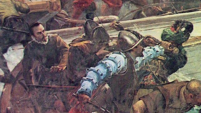 La vida de película de Miguel de Cervantes, herido en Lepanto y apresado por piratas