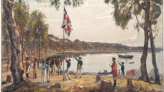 El plan de la armada española para atacar Australia que nunca se llevó a cabo