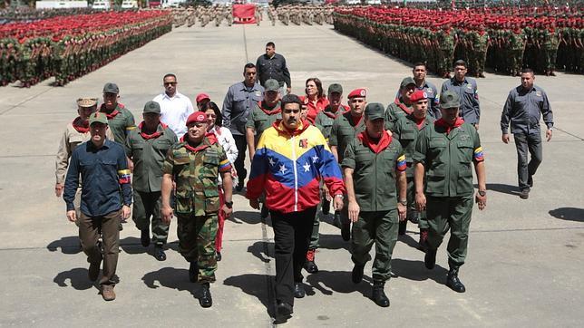 Maduro exige a las empresas españolas que mejoren la imagen de Venezuela en nuestro país