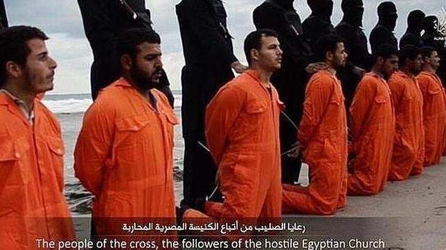 El «Estado Islámico» quema vivas a 43 personas en el oeste de Irak