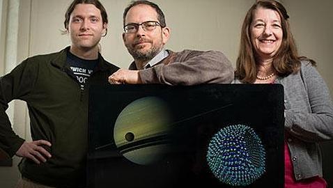 Una vida distinta a la que conocemos, posible en Titán