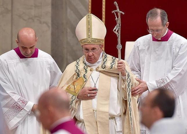 El Papa convoca hoy el Jubileo Extraordinario de la Misericordia