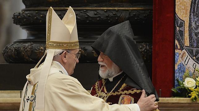 La referencia del Papa al «genocidio» armenio abre una crisis con Turquía
