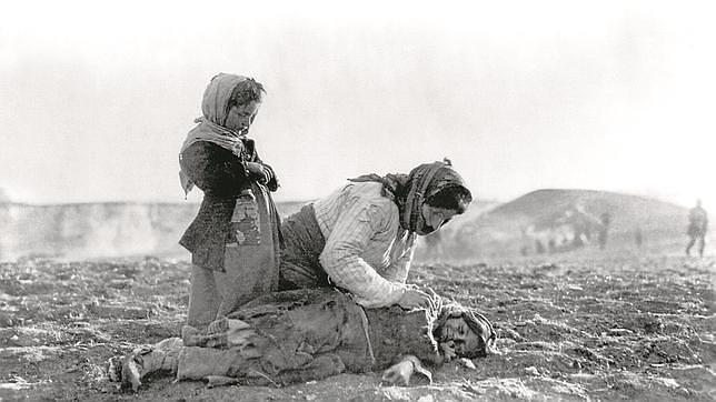 El Parlamento Europeo insta a Turquía a reconocer el genocidio armenio