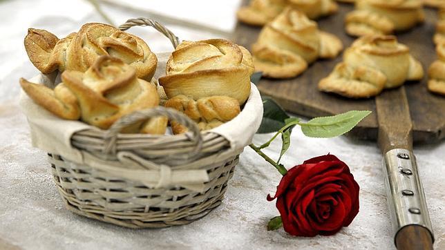 Resultado de imagen para una rosa y un pan