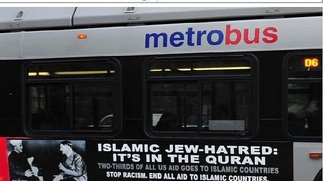 «Matar judíos nos acerca a Alá», próximamente en el metro de Nueva York
