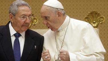 Fecha de la visita del Papa Francisco a Cuba: del 19 al 22 de septiembre