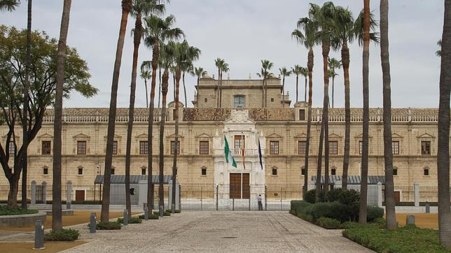 El fantasma del Parlamento de Andalucía