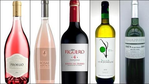Diez vinos perfectos para el verano