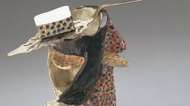 Escultura Vaso de Ajenjo