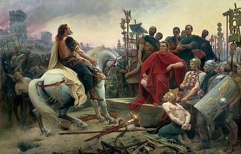El controvertido romance homosexual que persiguió a Julio César toda su carrera