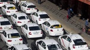 Resultado de imagen para taxistas afectados volkswagen