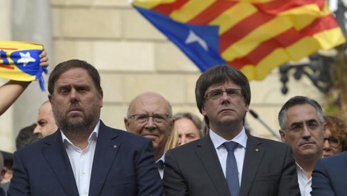 «Financial Times» y «Le Monde» cargan contra Puigdemont