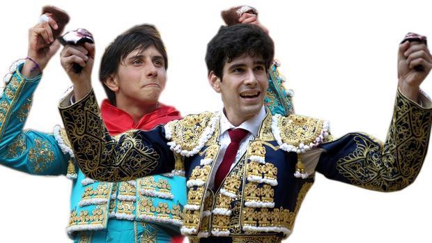 López Simón y Roca Rey, mano a mano en La Magdalena