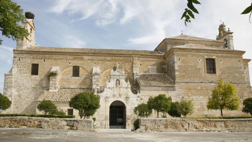 Ermita de la Virgen de Revilla de Baltanás