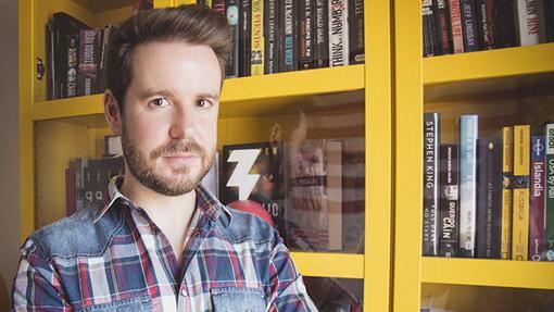 Paul Pen, autor de «La casa entre los cactus»