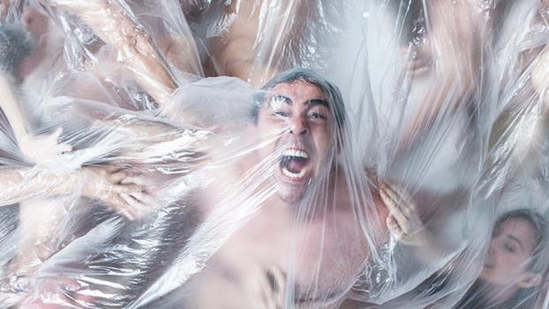 Pablo Chiapella, en una imagen promocional de la obra