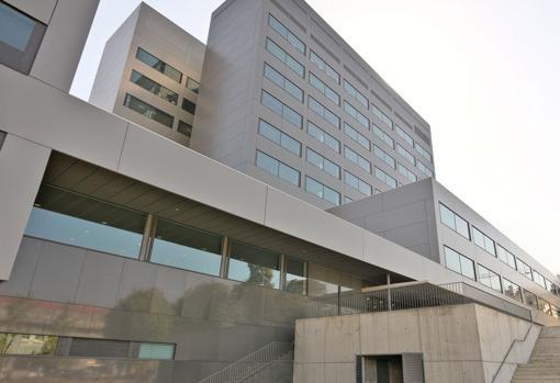 Edificio administrativo para la Xunta de Galicia en Pontevedra