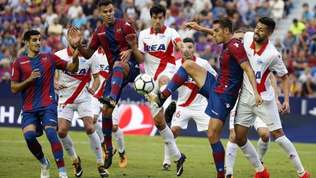 Resultado Levante-Alavés: El Alavés estrena el casillero de victorias