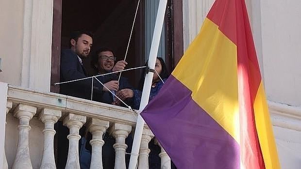 Image result for ayuntamientos bandera republicana