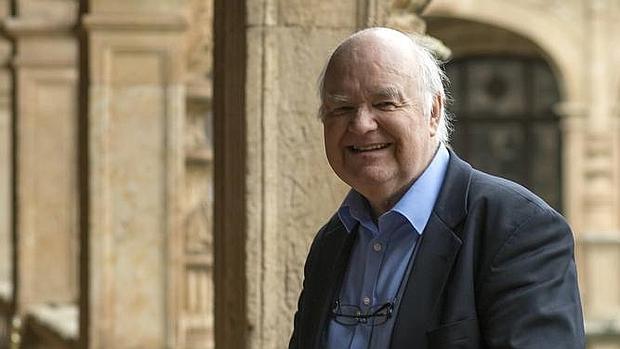 El catedrático en Matemáticas de la Universidad de Oxford, John Lennox