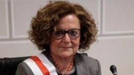 Magdalena Godia es alcaldesa de Mequinenza desde el año 2003