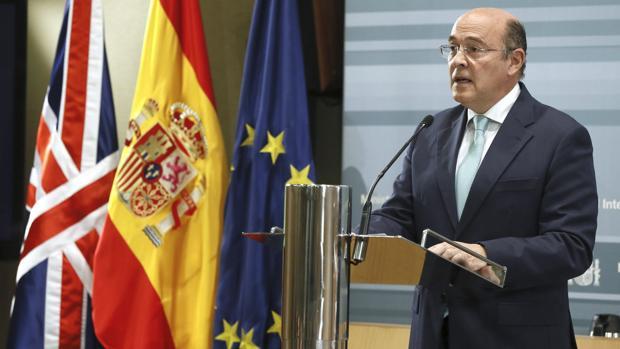 El director del Gabinete de Coordinación y Estudios de la Secretaría de Estado de Seguridad del Ministerio del Interior, Diego Pérez de los Cobos