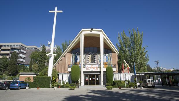 Parroquia de Santa María del Pilar