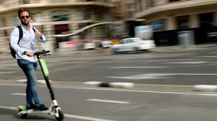 Resultado de imagen para scooters electricos disminuye tiempo de viaje