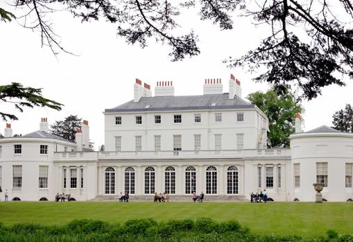 Frogmore Cottage, residencia de los Duques de Sussex