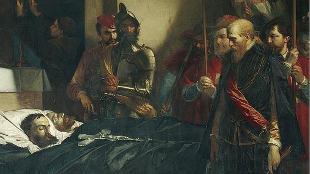 Los últimos honores a los condes de Egmont y Horn, por Louis Gallat