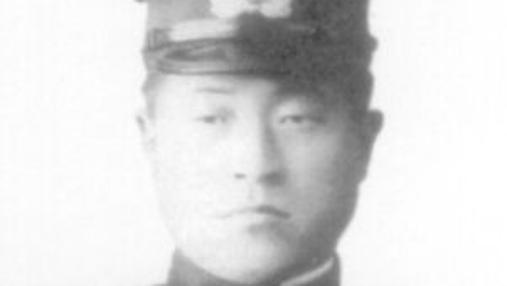Capitán japonés del I-58