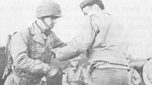 Entrenamiento especial de los soldados
