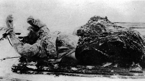 El cadáver de Rasputín