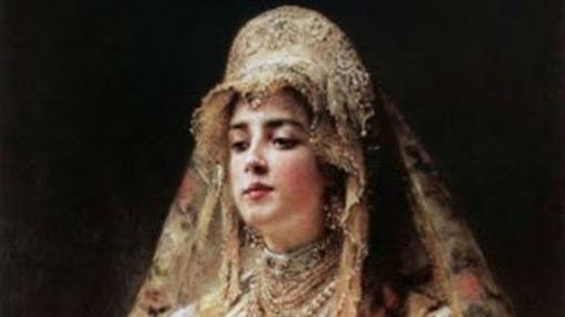 Anastasía Románovna