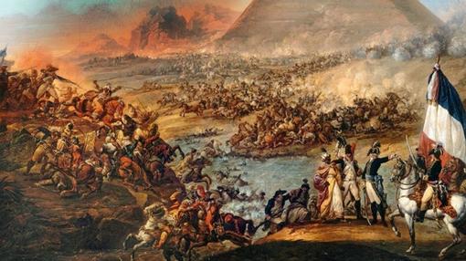 Batalla pirámides
