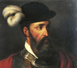 Retrato de Francisco Pizarro