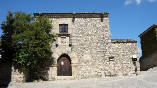 Casa-Museo de Pizarro, en Trujillo