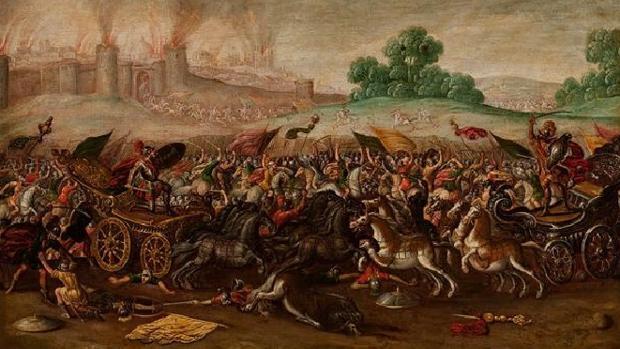 Resultado de imagen para destruccion del templo de jerusalen