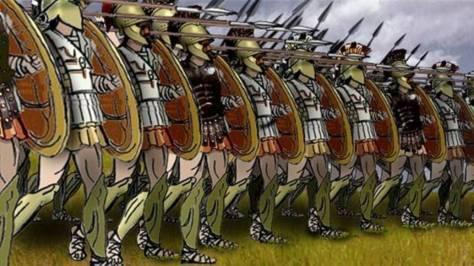 Resultado de imagen de Los indestructibles Diez Mil de Jenofonte: la fuga griega que hundió la reputación del Gran Rey Persa