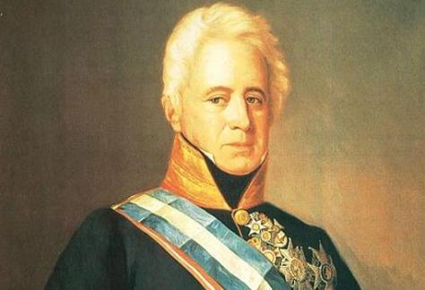 Pedro Agustín Girón, I Duque de Ahumada