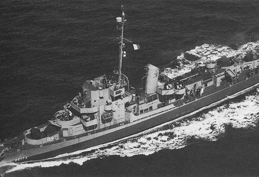 USS Eldridge
