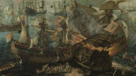 Resultado de imagen de La fragata corsaria, el desconocido invento español que destrozó a Inglaterra tras la Armada Invencible